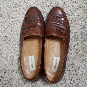 MEZLAN Crocodile mens shoes